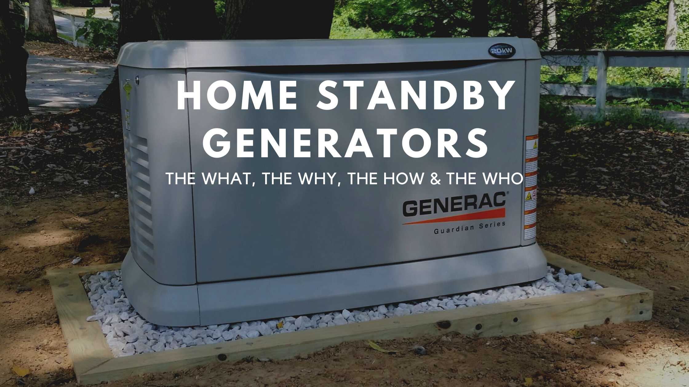 Home Standby Generators